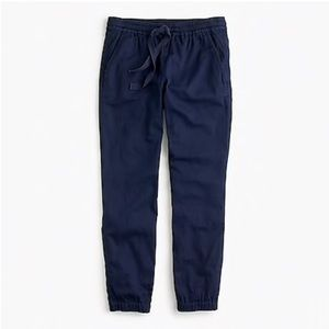NWT J. Crew Tall Point Sur seaside pant